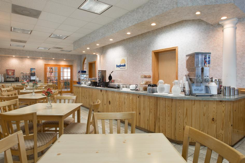 Enjoy Our Newly Expanded Breakfast Room & Breakfast--featuring Waffles And More. 4 of 11