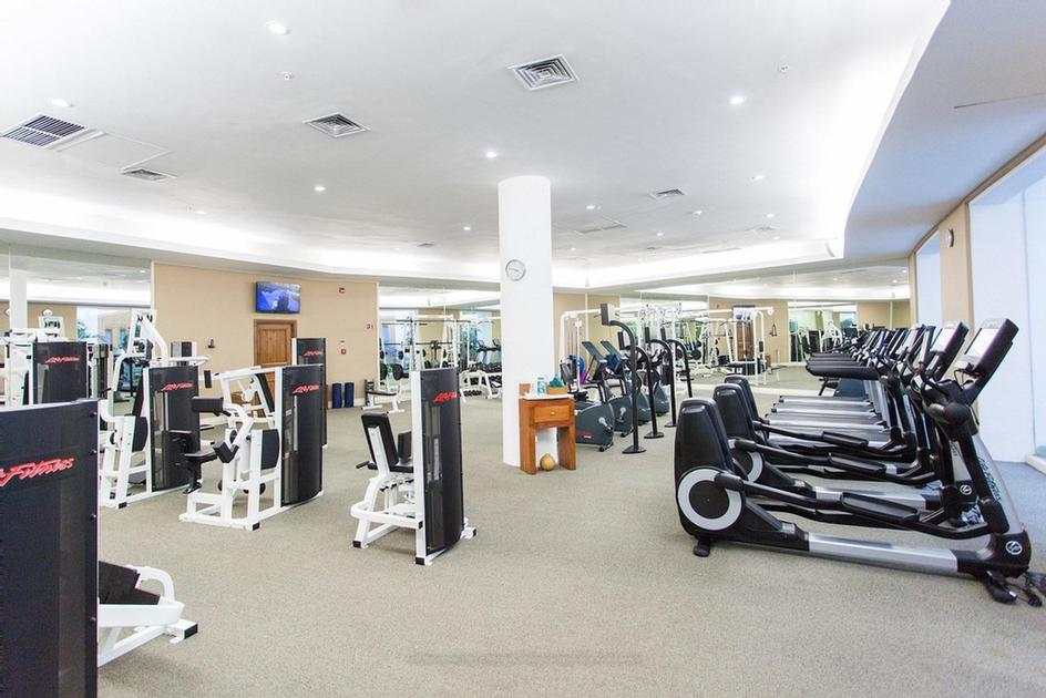 Fitness Center -Our High-Performance Fitness Club Is Equipped With Cardiovascular Equipment Including Treadmills Stair Climbers Elliptical Trainers And Bikes As Well As Resistance And Weight Training Machines. 28 of 31