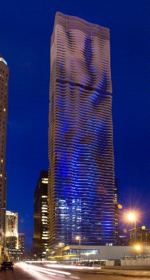 Image of Radisson Blu Aqua Hotel Chicago