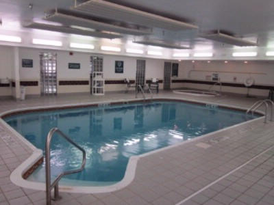 Indoor Pool And Spa 3 of 12