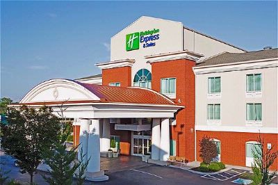 Holiday Inn Express & Suites Lenoir City 1 of 14