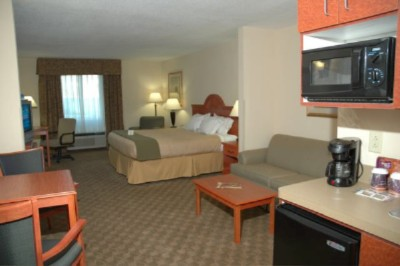 Our Spacious King Suite 7 of 14