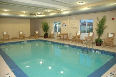 Relax In Our Indoor Pool 8 of 14