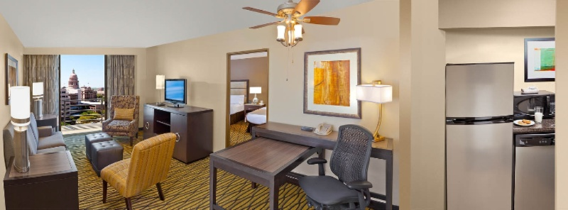 Doubletree Suites by Hilton Austin 1 of 5