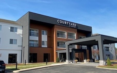 Courtyard by Marriott Raynham 1 of 11