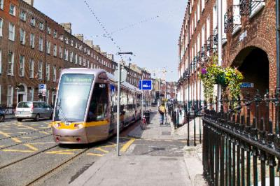 Luas (Tram Transport System ) 8 of 13