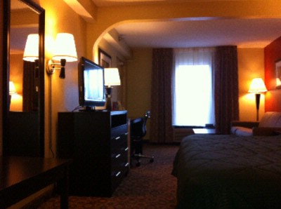 Image of Rodeway Inn & Suites North