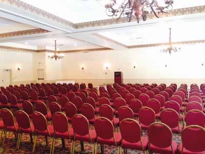 4000 Sq Ft Ballroom 9 of 17