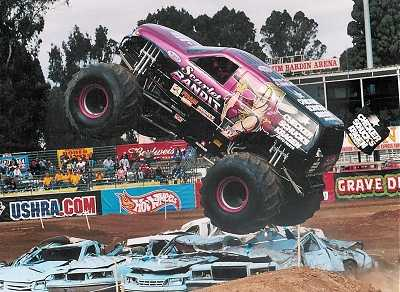 Salinas Sports Complex Monster Jam 8 of 9