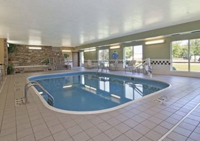 Indoor Pool And Spa 10 of 19