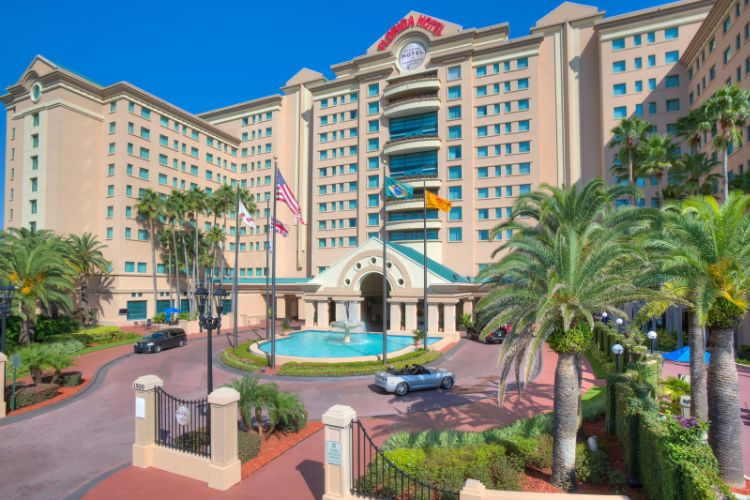 The Florida Hotel Conference Center Bw Premier Collection Orlando Fl 8001 Orange Blossom Trail 32809