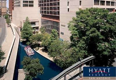 Hyatt Regency San Antonio Hyatt Regency Riverwalk