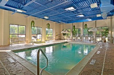 Indoor Pool And Hot Tub 5 of 14