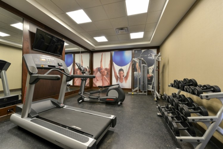 Our State Of The Art Fitness Room 5 of 17