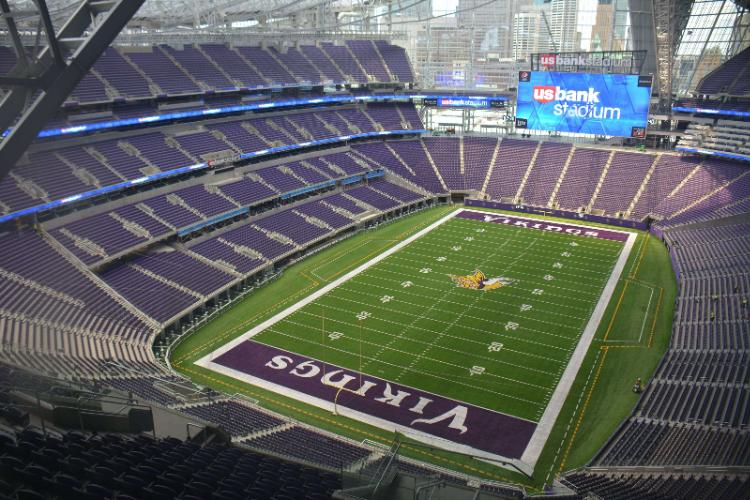 Us Bank Stadium 15 of 17