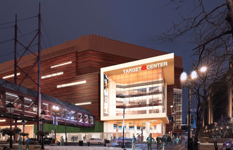 Target Center In Fall Of 2018 17 of 17