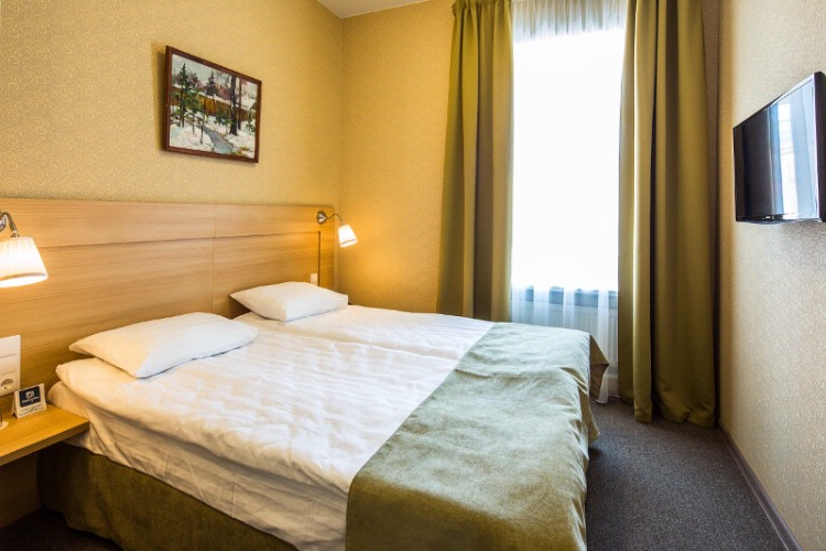 Nevsky Hotel Grand. Standard Double Room 3 of 9
