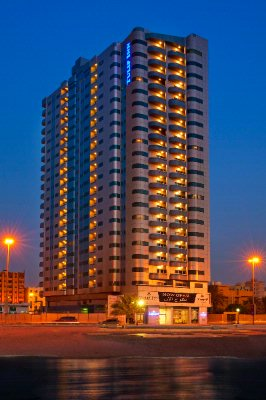 Tulip Inn Hotel Apartment Ajman 1 of 12