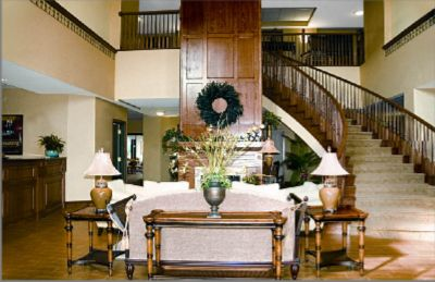Lobby Of Hotel 8 of 10
