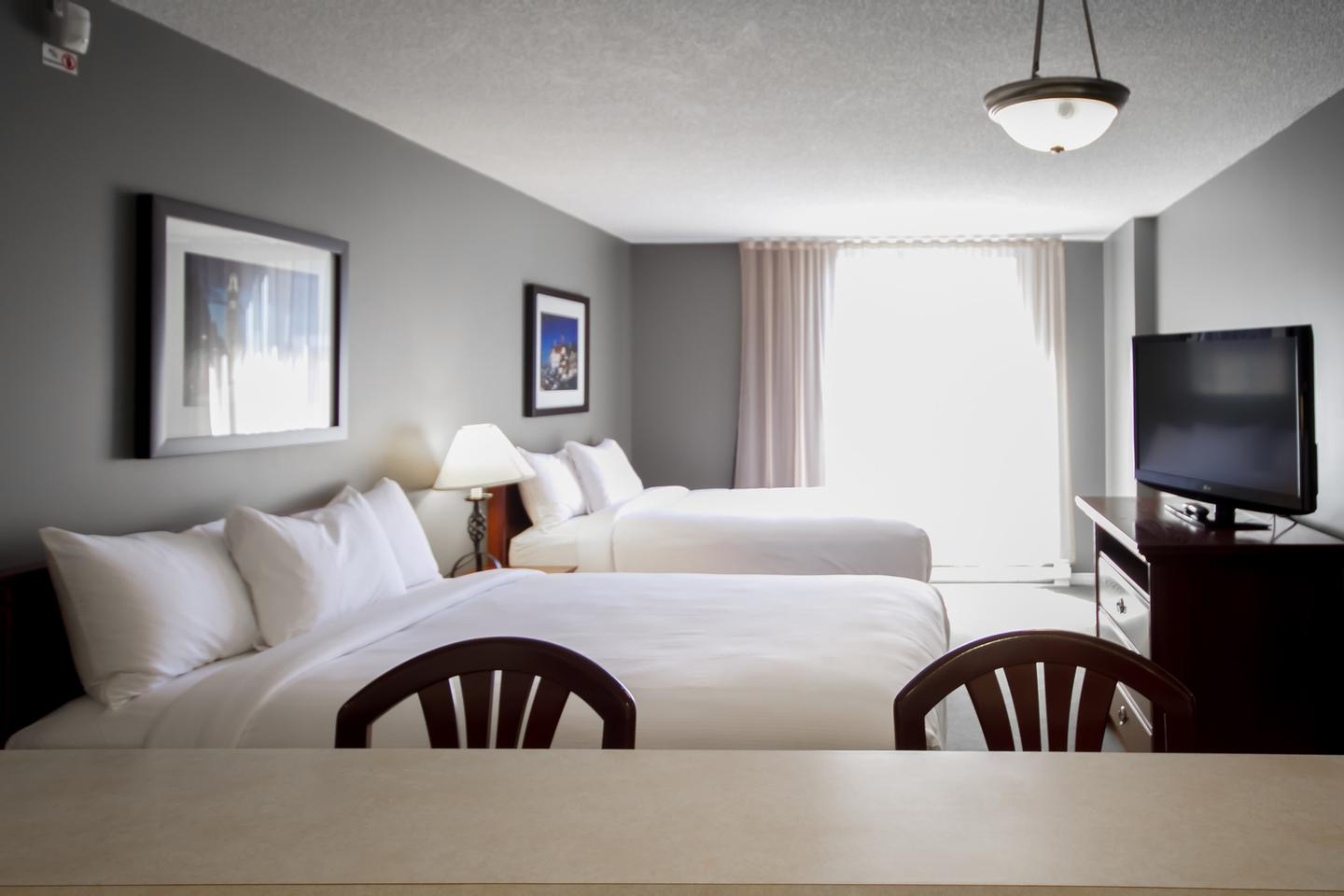 hotel faubourg montreal - montreal qc 155 rene levesque east h2x3z8