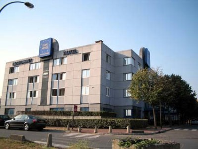 Euro Hotel Paris Creteil 1 of 7