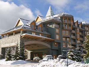 Image of Resortquest Whistler Cascade Lodge