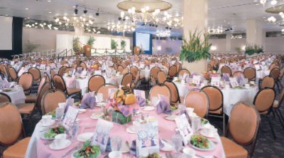 Grand Ballroom (Set Up For 900 Pax) 9 of 27