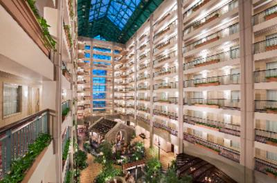 Embassy Suites Chicago Lombard Oak Brook 1 of 20