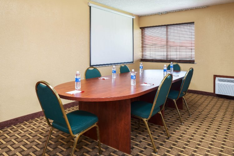 If You Have A Small Meeting Or Conference Our Board Room Would Be Perfect. 11 of 12