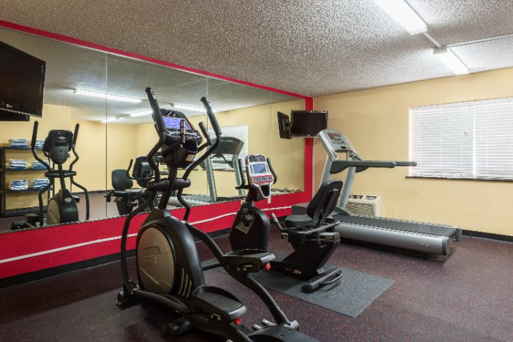 Work The Stress Out In Our Expanded New Fitness Center 7 of 12