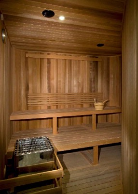 Spa Sauna Room 11 of 18
