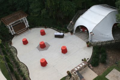 Outdoor Function/reception Aerial Shot 4 of 5