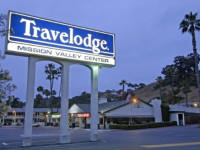 Mission Valley Travelodge 1 of 5