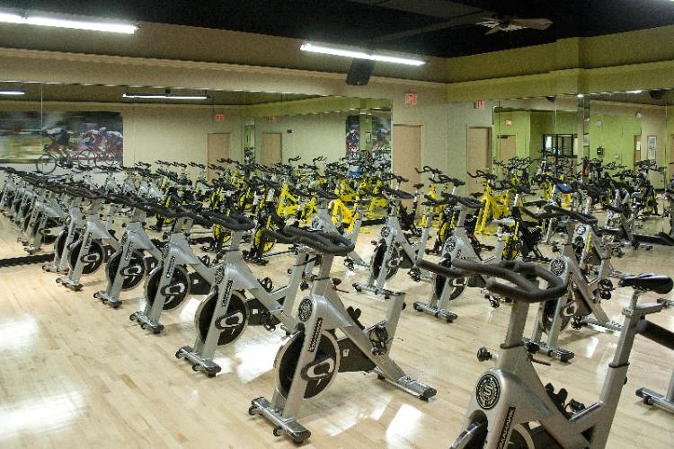 Hotel Fitness Center 16 of 16
