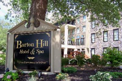 Image of Barton Hill Hotel & Spa