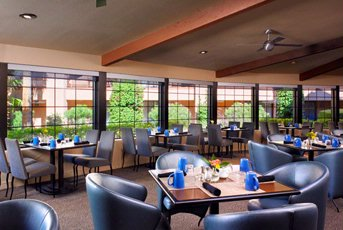 R+r Restaurant With A Fantastic View Of Our Center Courtyard. 9 of 14