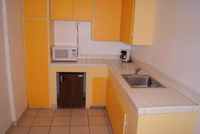 Example Of Kitchenette Area In The Suites. 6 of 12