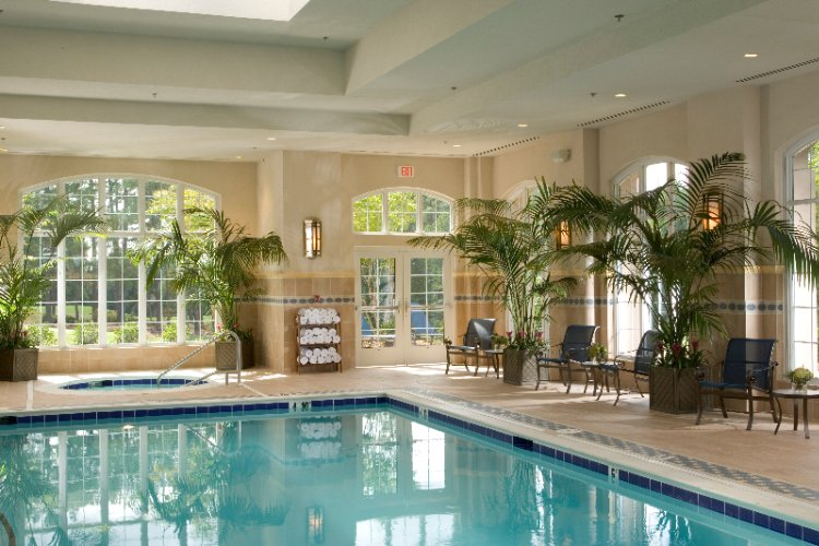 Indoor Pool 8 of 16