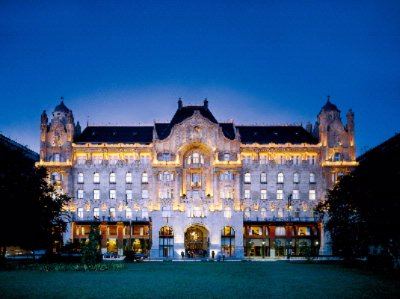 Four Seasons Hotel Gresham Palace Budapest 1 of 9
