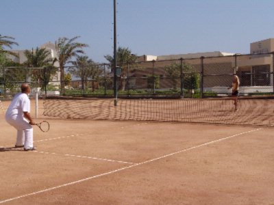 Hilton Hurghada Resort -Tennis 12 of 25