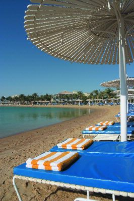 Hilton Hurghada Resort -Beach 18 of 25