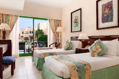 Hilton Hurghada Resort Twin Guest Room 7 of 25