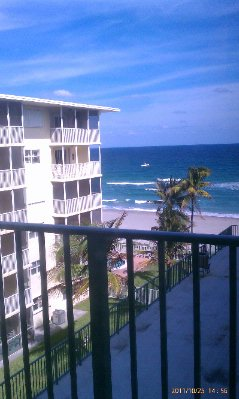 Oceanview From Junior Suite Balcony 27 of 31