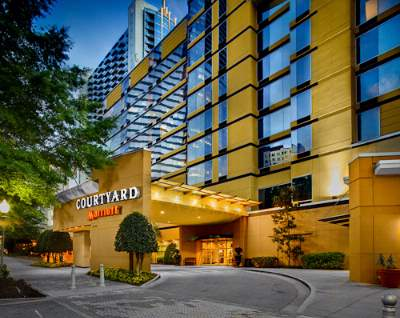 Courtyard by Marriott Atlanta Buckhead 1 of 14