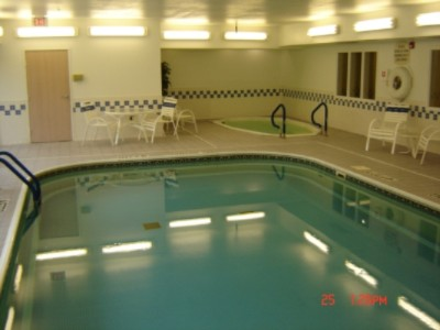 Take A Dip In Our Indoor Pool Or Relax In Our Hot Tub 3 of 7