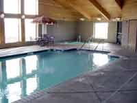 Indoor Pool And Spa 3 of 11