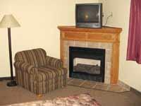 Fireplace In Select Suites 5 of 11