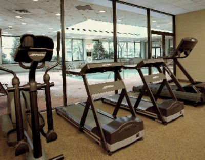 Fitness Center & Indoor Pool 6 of 16