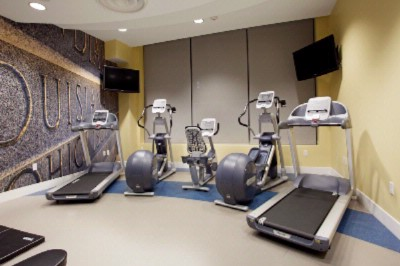 Fitness Center At Hotel Indigo Baton Rouge 8 of 16