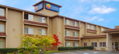 Holiday Inn Express Portland East Troutdale 1 of 13